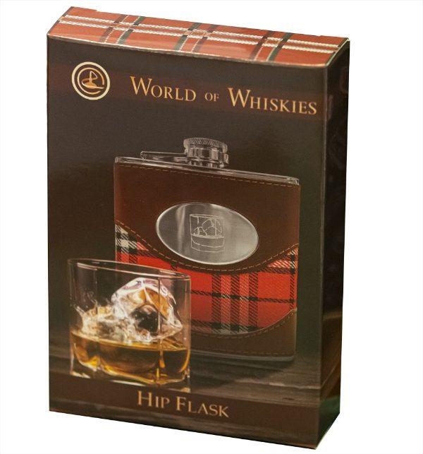 Whiskies Hip Flask
