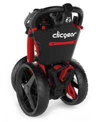 Clicgear 4.0 Trolley - Red