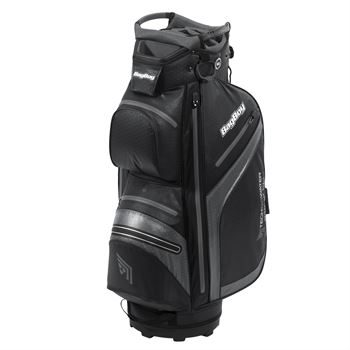 BagBoy Technowater Dg Lite Dri Cart Bag - Black/Charcoal