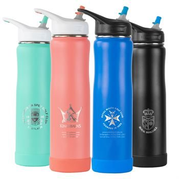 Custom Logo - Ecovessel The Summit - 24oz (700ml)