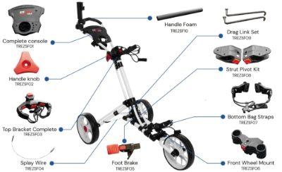 EzeGlide Smart-Fold - Spare Parts