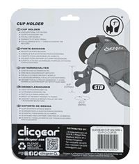 Clicgear Cup Holder Plus