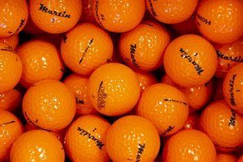 Lake Balls 100 pk Grade B - Orange