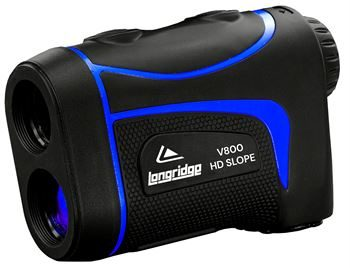 Longridge V800 HD Slope Laser Rangefinder - Blue