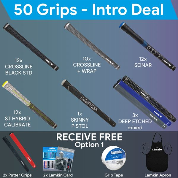 50 Grips - Intro Deal - Option 1