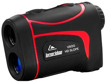 Longridge V800 HD Slope Laser Rangefinder - Red