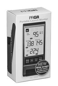PRGR Launch Monitor 2021