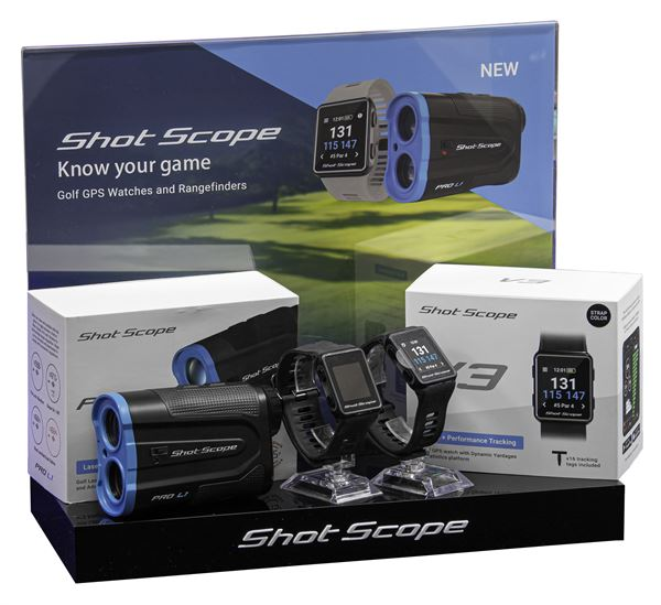 Shotscope V3/G3 POS