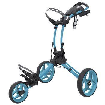 Rovic RV1C Compact Trolley - Light Blue